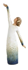 Willow Tree Figurine: Shine (Signature Collection Series)