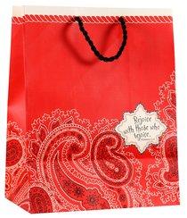 Gift Bag Medium: Bandana (Incl Tissue Paper & Gift Tag)