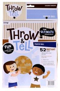 Throw & Tell Prayer Ball