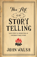 The Art of Storytelling Paperback
