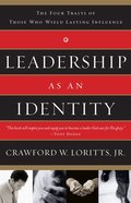 Leadership as An Identity Paperback
