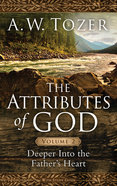 The Attributes of God  (Vol 2) Paperback
