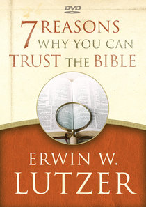 7 Reasons Why You Can Trust the Bible (Dvd)