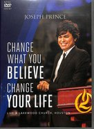 Change What You Believe, Change Your Life Incl: 'Daddy, God!'(57Min); God is No Longer Ang (3 Dvds) DVD