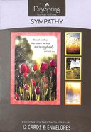 Boxed Cards Sympathy: Serenity (Outdoor Scenes)