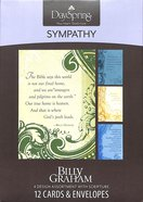 Boxed Cards Sympathy: Billy Graham