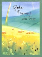 Boxed Notes: God's Promises, Isaiah 43:19, 2 Corinthians 1:20 Box