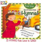 Kids Sing Favorite Hymns! (Kids Sing Series) CD