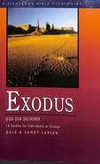Exodus: God Our Deliverer (Fisherman Bible Studyguide Series) Paperback