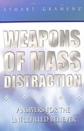 Weapons of Mass Distraction Paperback