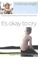 It's Okay to Cry Paperback