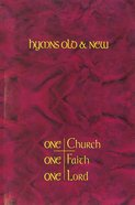 Hymns Old and New (Large Print)