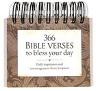 365 Perpetual Calendar:366 Bible Verses to Bless Your Day