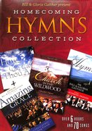 Homecoming Hymns Collection 4 DVDS - How Great Thou Art; Amazing Grace; Church in the Wi (Gaither Gospel Series)
