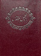 Urdu New Testament Paperback