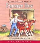 Farmer Boy (Abridged CD) (#03 in The Laura Years Series) CD