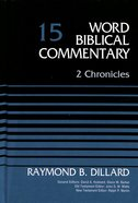 2 Chronicles (Word Biblical Commentary Series)