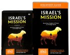 Israel's Mission (Discovery Guide With DVD) (#13 in That The World May Know Series) Pack