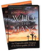 Who is This Man? (Study Guide With Dvd) Pack