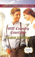 Hill Country Courtship (Love Inspired Series Historical) eBook