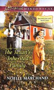 The Texan's Inherited Family (Bachelor List Matches) (Love Inspired Series Historical)