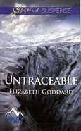 Untraceable (Mountain Cove) (Love Inspired Suspense Series)