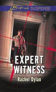 Expert Witness (Love Inspired Suspense Series) eBook