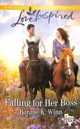 Falling For Her Boss (Love Inspired Series) eBook