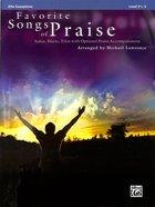 Favorite Songs of Praise (Music Book) (Alto Saxophone) Paperback