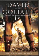 David and Goliath (1960) (Bible Classic Series) DVD