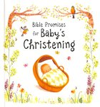 Bible Promises For Baby's Christening Hardback