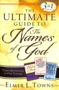 3in1: The Ultimate Guide to the Names of God Paperback