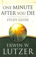 One Minute After You Die (Study Guide) Paperback