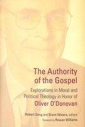 The Authority of the Gospel
