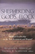 Shepherding God's Flock Paperback