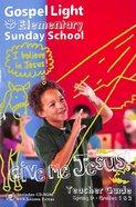Spring D 2019 Grades 1&2 Teacher's Guide (Gospel Light Living Word Series) Paperback