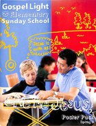 Spring D 2019 Grades 1-4 Bible Teaching Poster Pack (Gospel Light Living Word Series) Poster