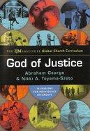 God of Justice (Curriculum) Paperback