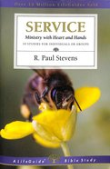 Service (Lifeguide Bible Study Series) Paperback