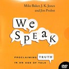 We Speak DVD