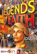 Joseph (#06 in Legends Of Faith Comic Book Series) Paperback