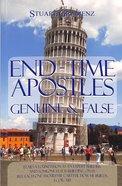End Time Apostles Paperback