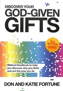 Discover Your God Given Gifts Paperback