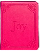 Joy (Bright Pink) (Pocket Inspirations Series) Imitation Leather