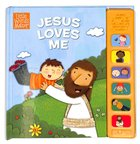 Jesus Loves Me, Sound Book Board Book