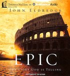 Epic (Unabridged, 2 Cds) CD