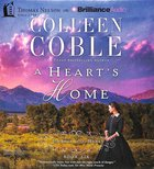 A Heart's Home (Unabridged, 5 CDS) (#06 in Journey Of The Heart Audio Series)