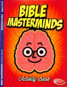 Bible Masterminds (Ages 6-10, Reproducible) (Warner Press Colouring & Activity Books Series) Paperback