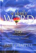 A Daily Word Hardback