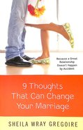 Nine Thoughts That Can Change Your Marriage Paperback